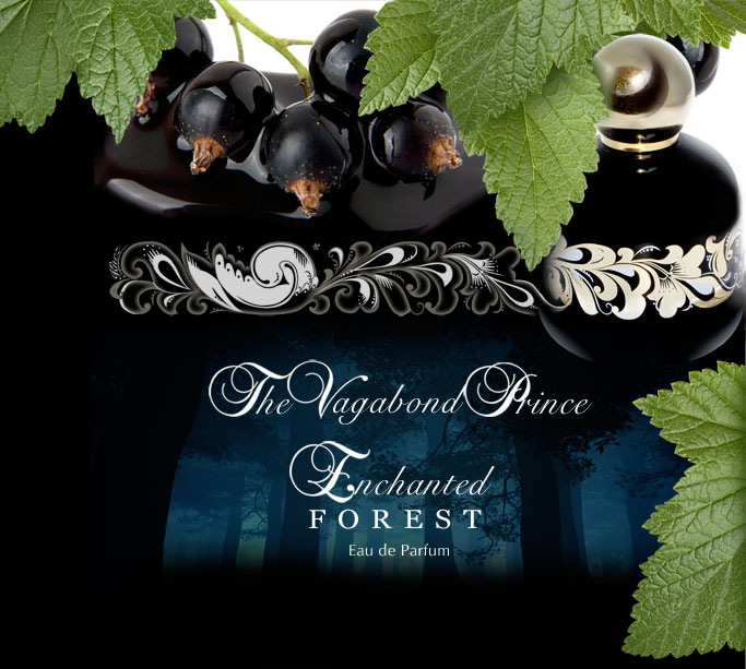 Enchanted Forest by The Vagabond Prince